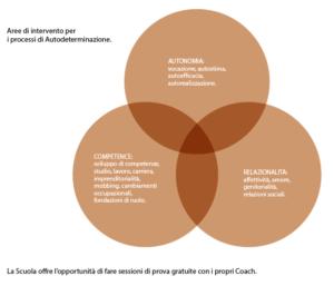 aree di intervento per i processi di Autodeterminazione