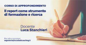 IL REPORT NEI PERCORSI DI COACHING